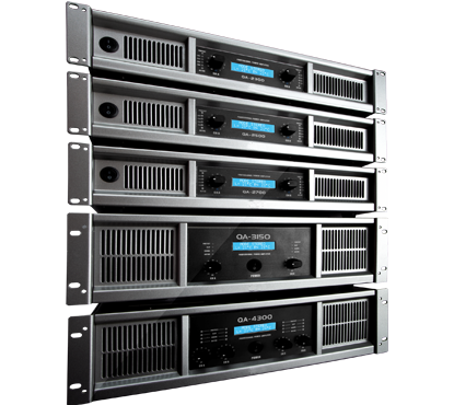 QA SERIES POWER AMPLIFIER